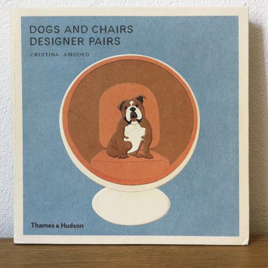 Dogs and Chairs - Designer Pairs, front cover