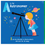 ABC What can i be, astronomer