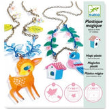 The Fawn And The Bird - Shrinkable Jewellery Set, front of pack