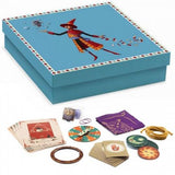 Magic Box - Mirabile Magus by Djeco, box and contents