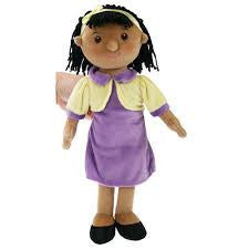 Amy - Wilberry Fun Rag Doll, upright