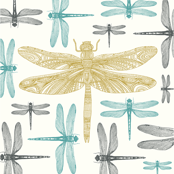 Dragonfly Greeting Card - Eden Project