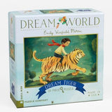 Dream Tiger - Mini Jigsaw Puzzle, boxed