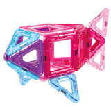 Magformers Inspire 30 - Magnetic Construction Set, fish