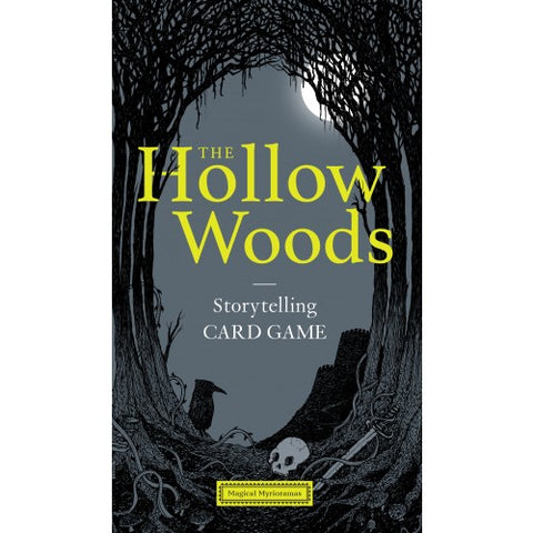 The Hollow woods front of box