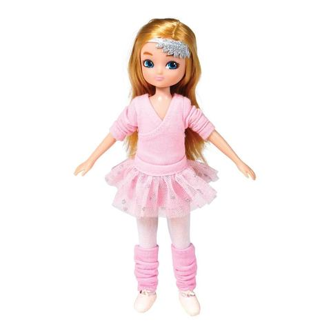 Ballet Class Lottie Doll, doll unboxed standing