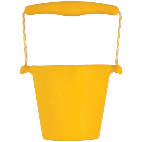 Scrunch Bucket - yellow