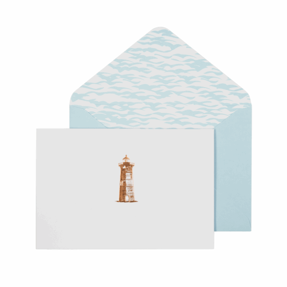 Lighthouse Boxed Notecards - Portico