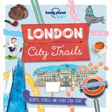 London City Trails - Lonely Planet Kids, front cover