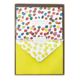 Thank you card notelets and envelopes by Portico, boxed