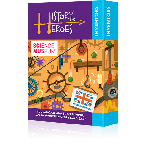 History Heroes - Inventors, boxed