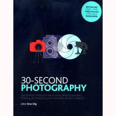 30-Second Photography, front cover