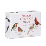 Match a pair of birds, box side on view