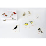 match a track, box and sample of cards including tits