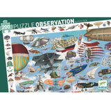 Aero Club Observation Puzzle, front of box