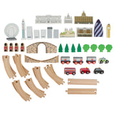 City of London train set parts