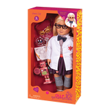 Amelia the Scientist- Our Generation Doll, boxed