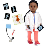 Meagann the Doctor- Our Generation Doll, unboxed