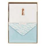 Lighthouse Boxed Notecards - Portico , boxed