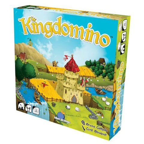 Kingdomino boxed