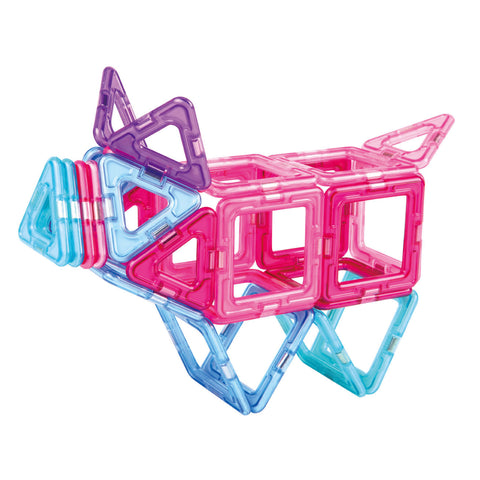 Magformers Inspire 30 - Magnetic Construction Set, pig
