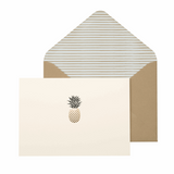 Pineapple Boxed Notecards - Portico