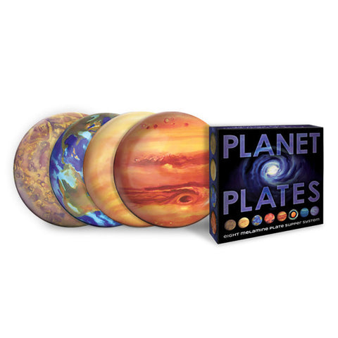 Planet Plates and box