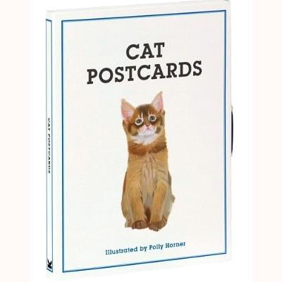 Cat Postcards, front of pack