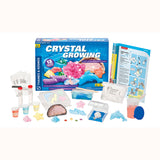 Crystal Growing Experiment Kit, box and contents