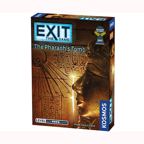 EXIT The Game - The Pharaoh's Tomb, boxed