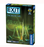 EXIT The Game - The Secret Lab, boxed