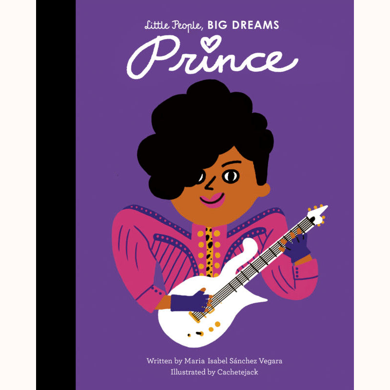Prince, front cover