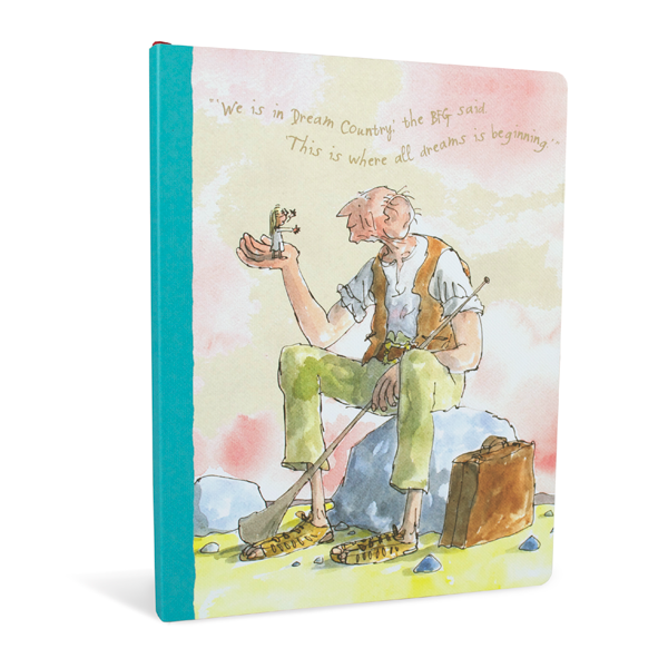 Roald Dahl - BFG Journal A5, front view
