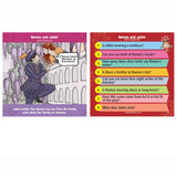 Brain Box - Shakespeare, sample card Romeo & Juliet