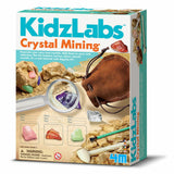 Crystal Mining, boxed