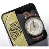 Penny Farthing Wrist Watch, in gift box