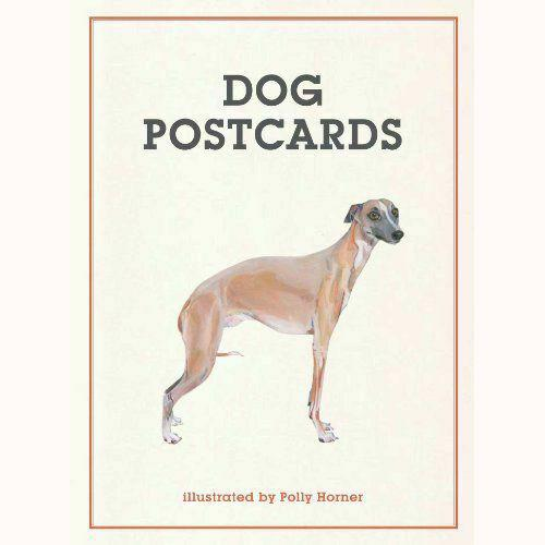 Dog Postcards Set - front image