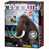 Mammoth Skeleton Excavation Kit, boxed