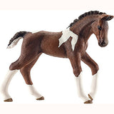 Riding School & Veterinarian, painted foal model
