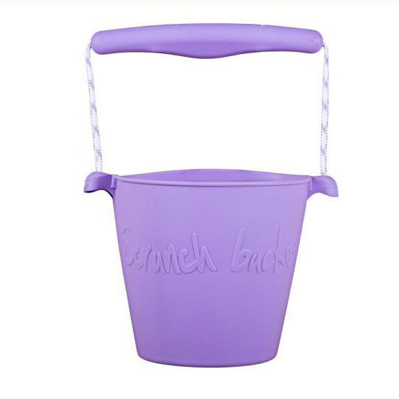 Scrunch Bucket - Purple