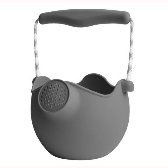Scrunch Watering Can charcoal