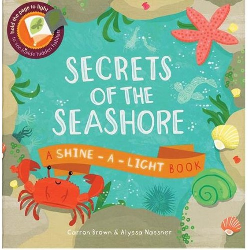 secrets of the seashore front cover