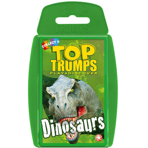 Dinosaurs -Top Trumps Game, boxed