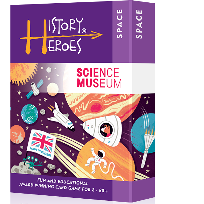 History Heroes - Space, packaged