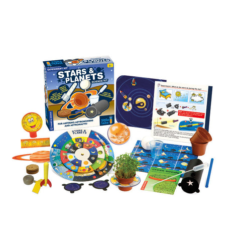 Stars & Planets Science Kit, contents