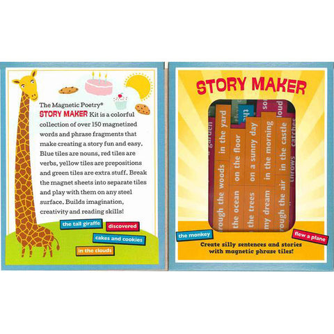 Magnetic Poetry Kids - Story Maker