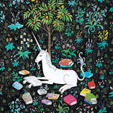 Unicorn Reading Puzzle, full image