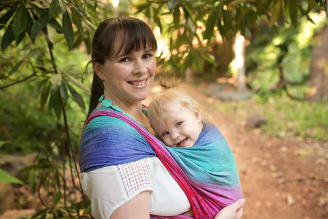 Owner, Director and Approved Babywearing Consultant - Jessica Klein