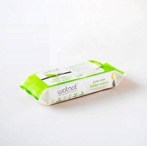 WOTNOT baby wipes - Little Greenie