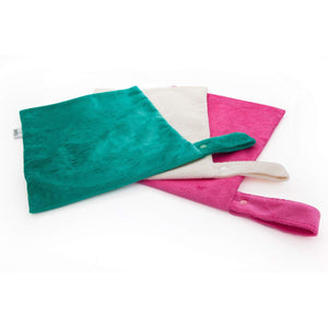 Bambooty Basics Large Wetbag - Little Greenie